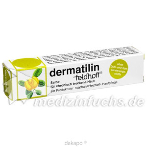 DERMATILIN Feldhoff Basissalbe, 50 ML, W.Feldhoff & Comp.Arzneim. GmbH
