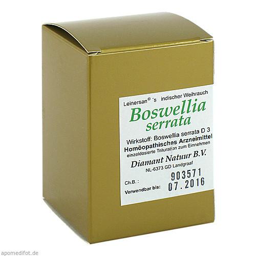 Boswellia serrata L.ind.Weihrauch, 60 ST, Diamant Natuur B.V.