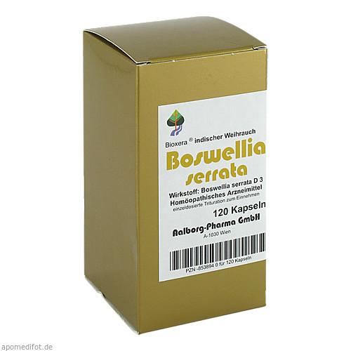 Boswellia serrata Bioxera, 120 ST, Diamant Natuur GmbH