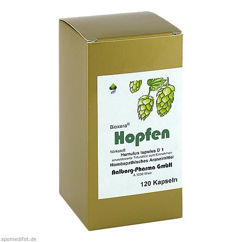 Hopfen Bioxera, 120 ST, Aalborg Pharma GmbH