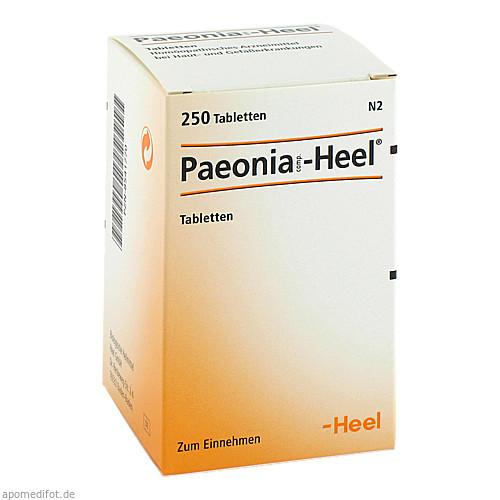 Paeonia comp.-Heel, 250 ST, Biologische Heilmittel Heel GmbH