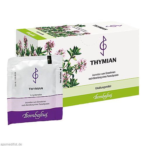 THYMIAN, 20X1.4 G, Bombastus-Werke AG