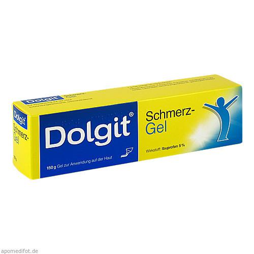 Dolgit Schmerzgel, 150 G, Dr. Theiss Naturwaren GmbH
