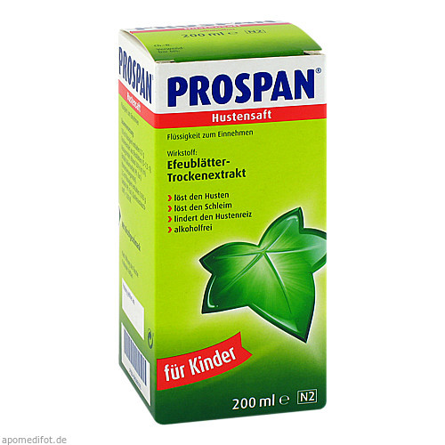 PROSPAN HUSTENSAFT, 200 ML, Engelhard Arzneimittel GmbH & Co. KG