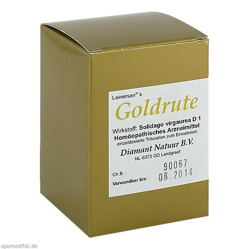 GOLDRUTE KAPSELN, 60 ST, Diamant Natuur B.V.