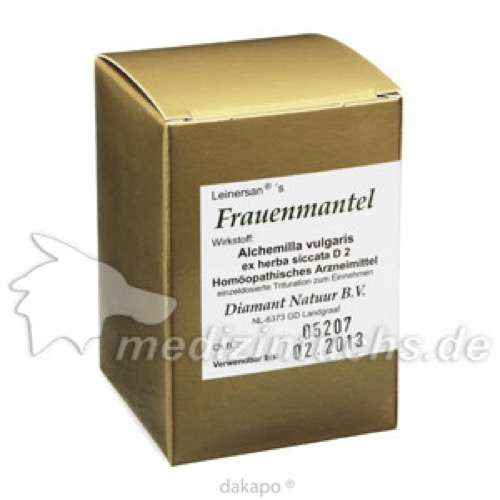 Frauenmantel, 60 ST, Diamant Natuur GmbH