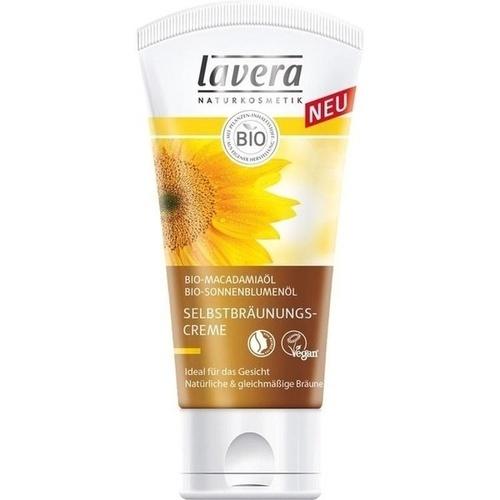 lavera Selbstbräunungs Creme Gesicht, 50 ML, Laverana GmbH & Co. KG