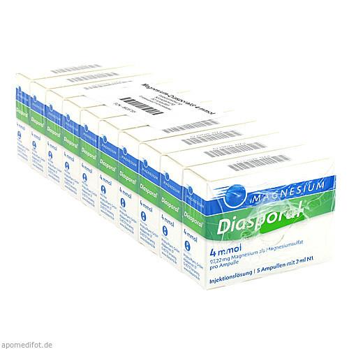 Magnesium-Diasporal 4mmol Injektionslösung, 50X2 ML, Protina Pharmazeutische GmbH