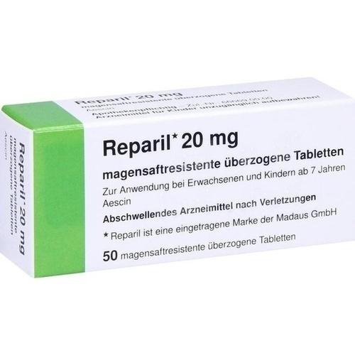 REPARIL, 50 ST, kohlpharma GmbH