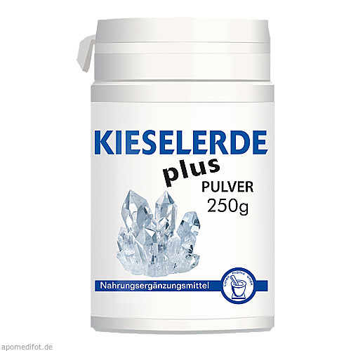 Kieselerde plus, 250 G, Pharma Peter GmbH