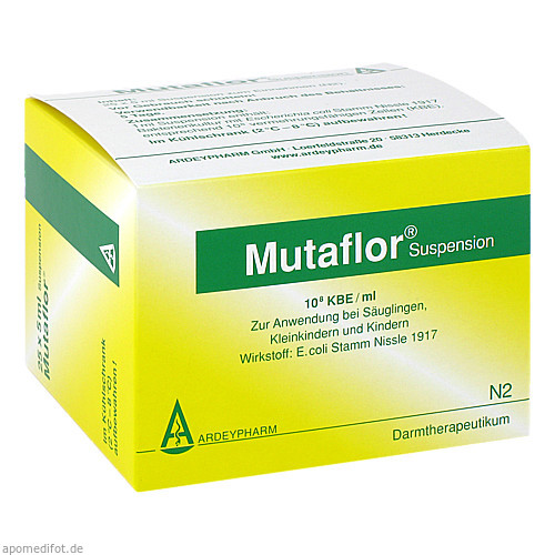 Mutaflor Suspension, 25X5 ML, Ardeypharm GmbH