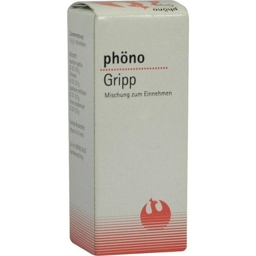PHÖNO Gripp Dilution, 20 ML, PHÖNIX LABORATORIUM GmbH