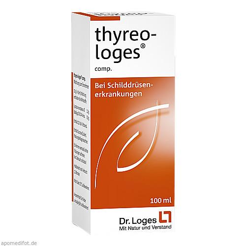 thyreo Loges comp., 100 ML, Dr. Loges + Co. GmbH