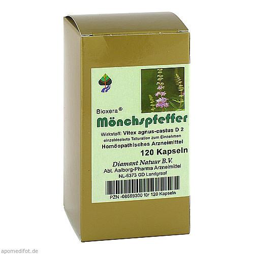 Moenchspfeffer Bioxera, 120 ST, Diamant Natuur GmbH