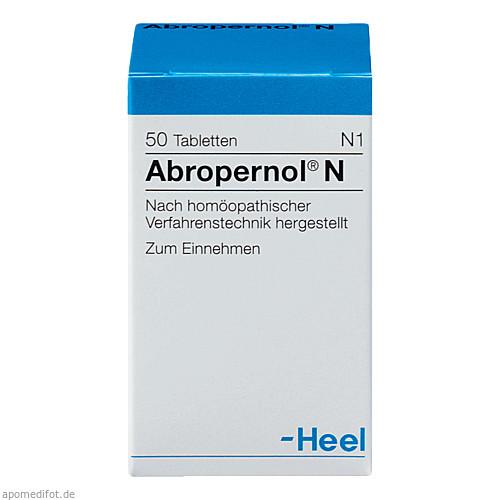 Abropernol N, 50 ST, Biologische Heilmittel Heel GmbH
