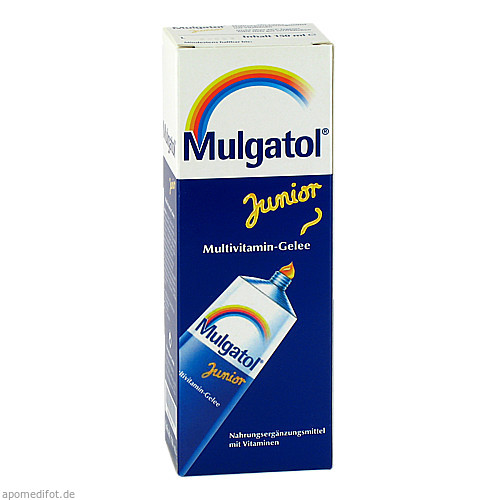 Mulgatol Junior, 150 ML, STADA GmbH