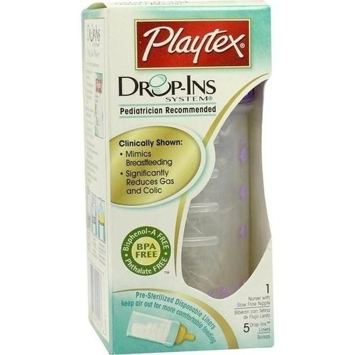 Playtex Probeset 120ml/118ml, 1 ST, Ahorn Sportswear Textilien GmbH