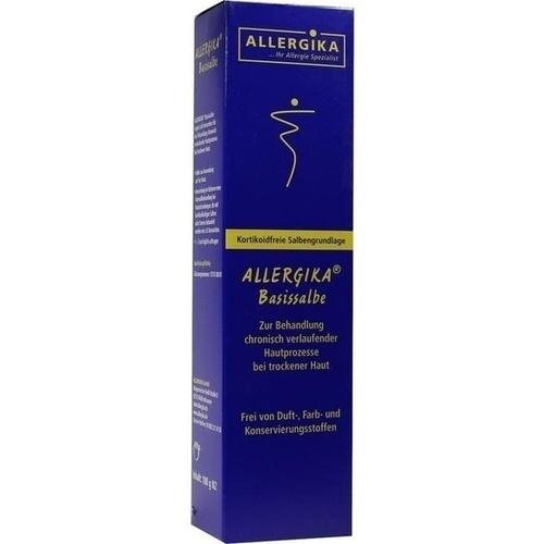 Allergika Basissalbe, 100 G, Allergika Pharma GmbH