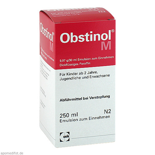 Obstinol M, 250 ML, APONTIS PHARMA GmbH & Co. KG