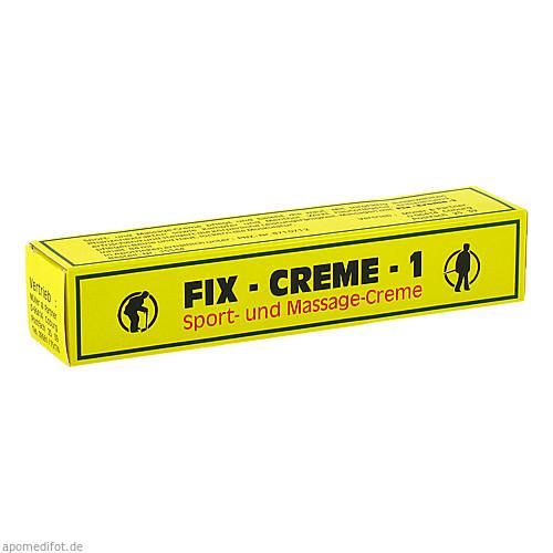Fix Creme 1, 85 G, Müller & Partner Agentur Für Kommunikation und Werbung