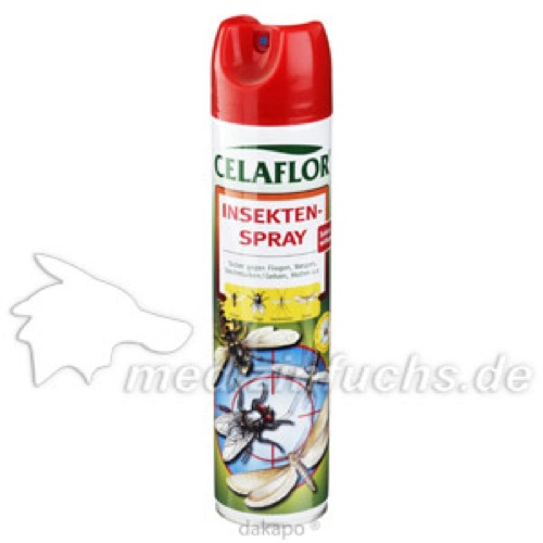 CELAFLOR PROFESSIONELL Insekten-Spray, 400 ML, Evergreen Garden Care Deutschland GmbH