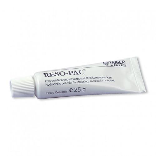 Reso Pac 0 Zahnfleischverband, 25 G, Hager Pharma GmbH