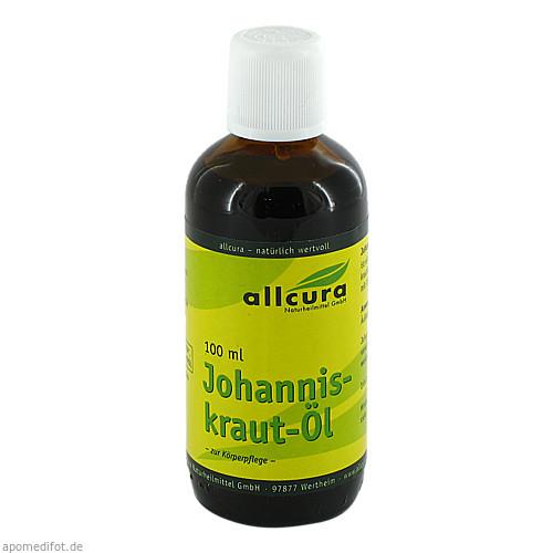 Johanniskrautoel, 100 ML, Allcura Naturheilmittel GmbH