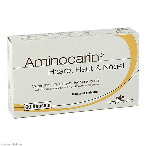 Aminocarin Kapseln, 60 ST, Fontapharm AG