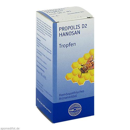 PROPOLIS D 2, 50 ML, Hanosan GmbH