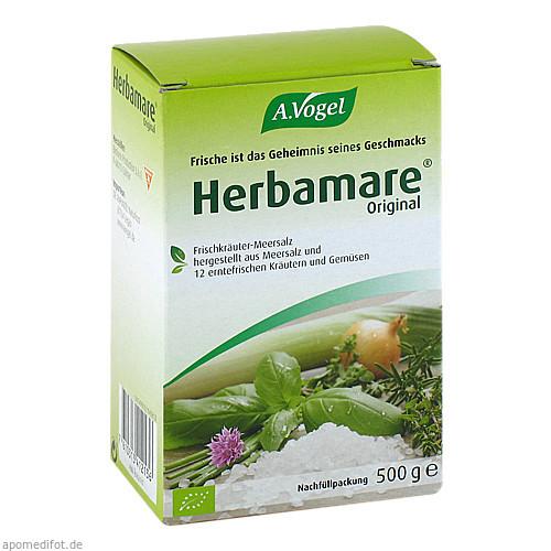 A.Vogel Herbamare-Nachfüllbeutel, 500 G, Kyberg Pharma Vertriebs GmbH