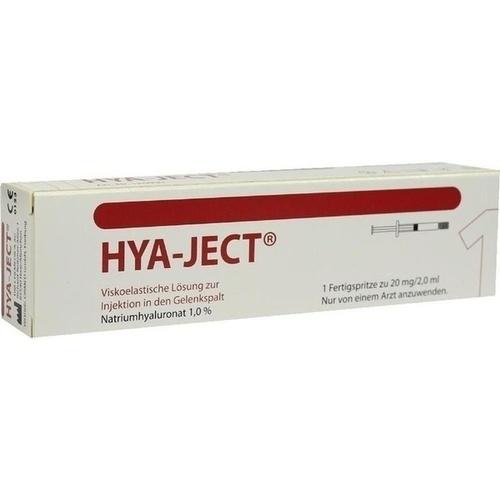Hya-ject, 1 ST, Ormed GmbH