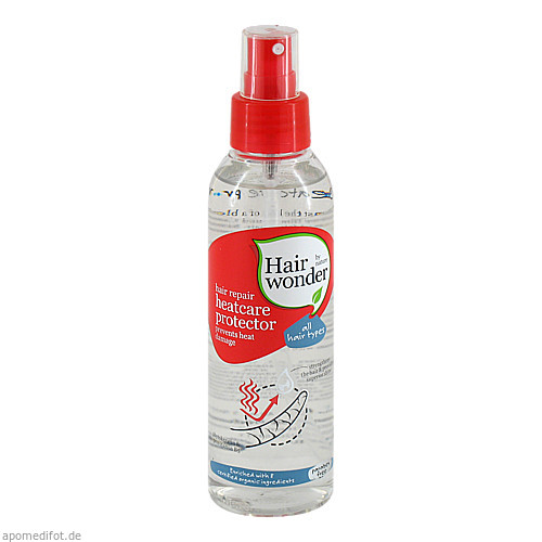 Hennaplus Hairwonder Heat Care Spray, 150 ML, Frenchtop Natural Care Products B.V