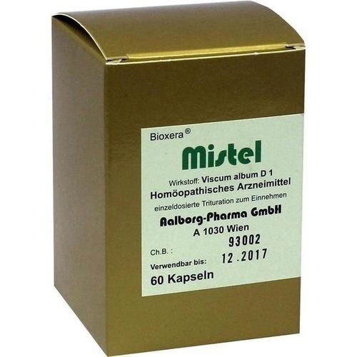 Mistel Bioxera Kapseln, 60 ST, Diamant Natuur GmbH