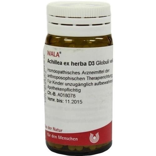 ACHILLEA EX HERBA D 3, 20 G, Wala Heilmittel GmbH
