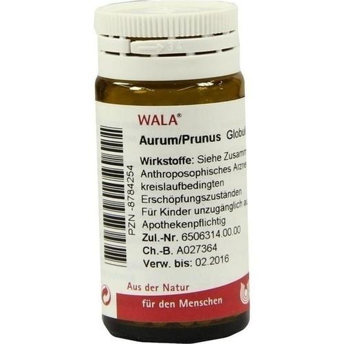 AURUM/PRUNUS, 20 G, Wala Heilmittel GmbH