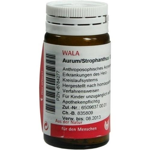 AURUM/STROPHANTHUS, 20 G, Wala Heilmittel GmbH