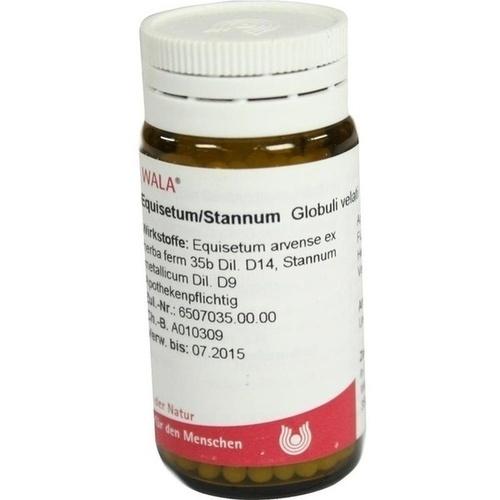 EQUISETUM/STANNUM, 20 G, Wala Heilmittel GmbH
