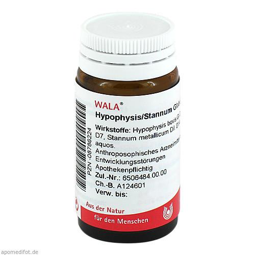 HYPOPHYSIS/STANNUM, 20 G, Wala Heilmittel GmbH