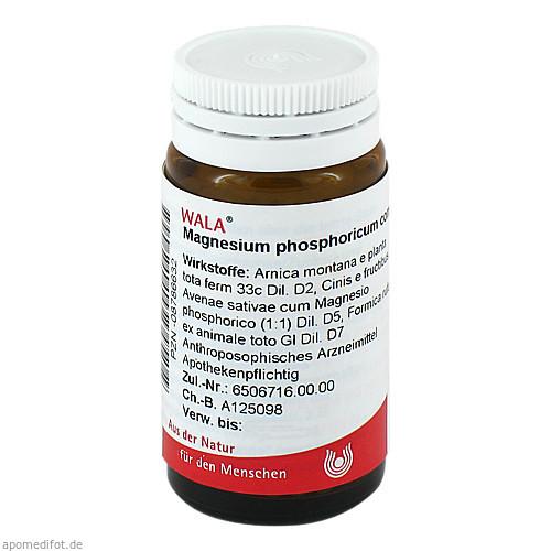 MAGNESIUM PHOS COMP, 20 G, Wala Heilmittel GmbH