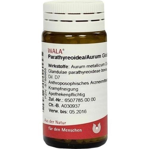 PARATHYREOIDEA/AURUM, 20 G, Wala Heilmittel GmbH