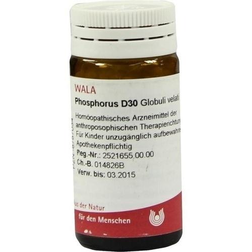 PHOSPHORUS D30, 20 G, Wala Heilmittel GmbH