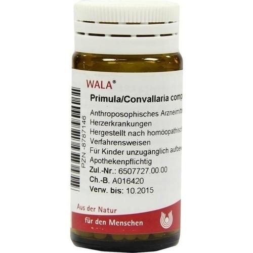 PRIMULA/CONVALLARIA COMP, 20 G, Wala Heilmittel GmbH
