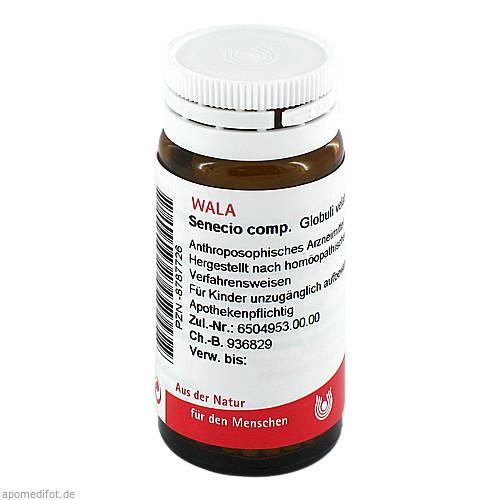 SENECIO COMP, 20 G, Wala Heilmittel GmbH