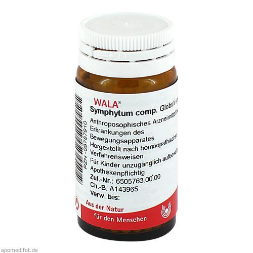 SYMPHYTUM COMP, 20 G, Wala Heilmittel GmbH