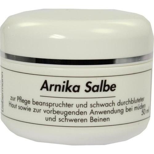 Arnika Salbe, 50 ML, Pharma Liebermann GmbH