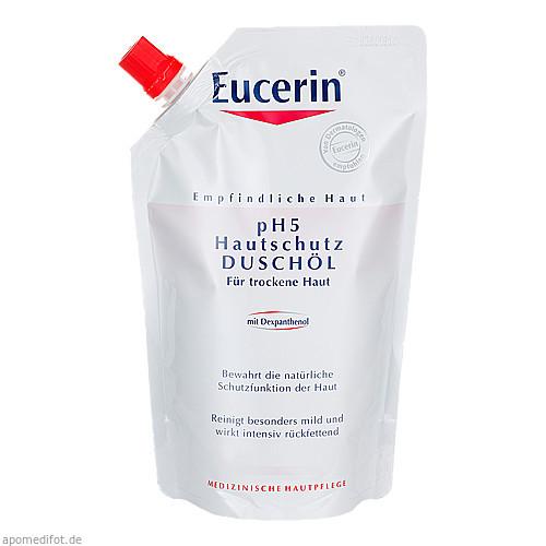 EUCERIN pH5 Creme Duschöl Nachfüllbeutel, 400 ML, Beiersdorf AG Eucerin