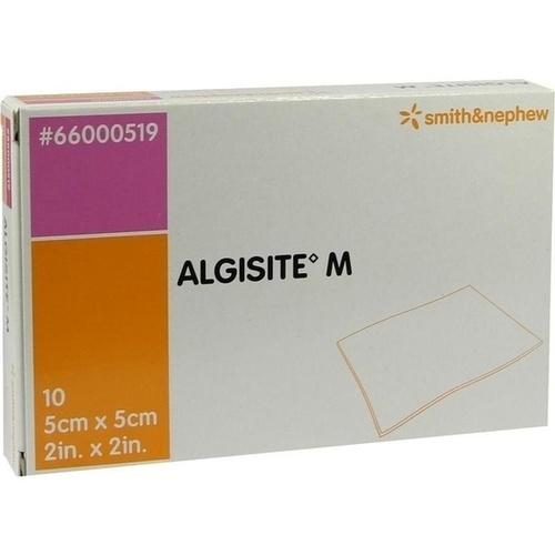 AlgiSite M 5x5cm, 10 ST, Smith & Nephew GmbH