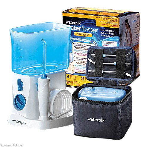 Waterpik Traveler Munddusche WP-300E, 1 ST, Waterpik International Inc.