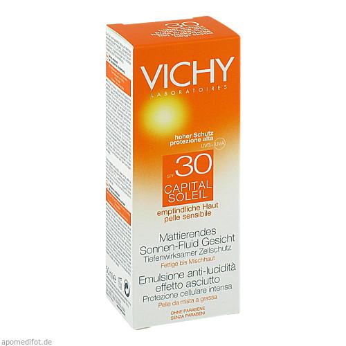Vichy Capital Soleil Sonnen-Fluid LSF 30, 50 ML, L'oreal Deutschland GmbH