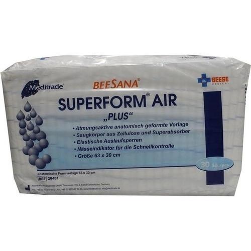 Beesana Superform Air Plus, 30 ST, Meditrade GmbH